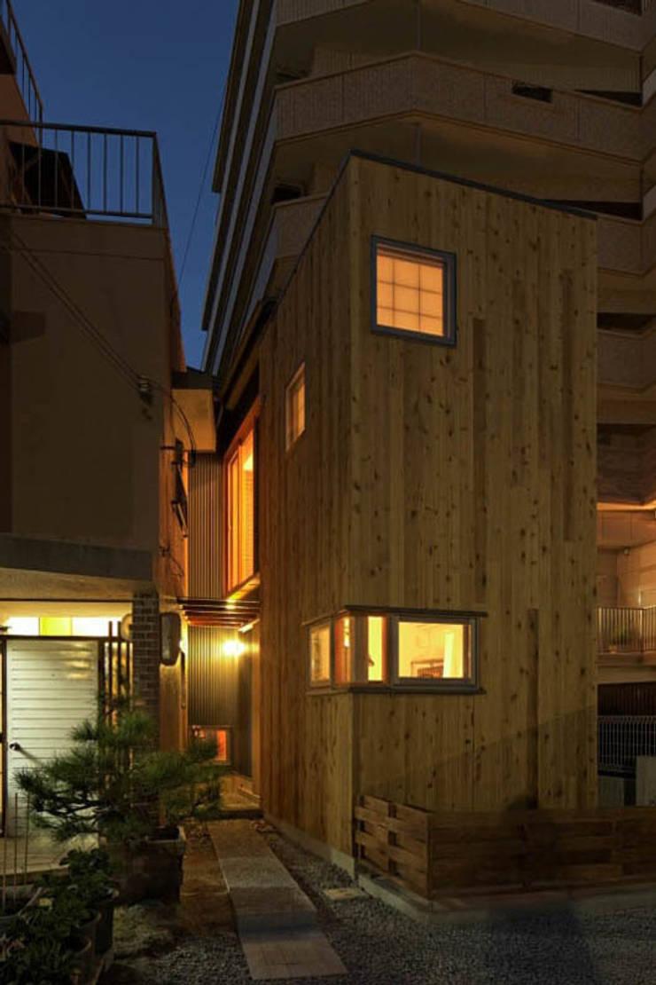 千里丘の家 / House at Senrioka: アトリエ N-size / Atelier N-size Architects Officeが手掛けた家です。,和風
