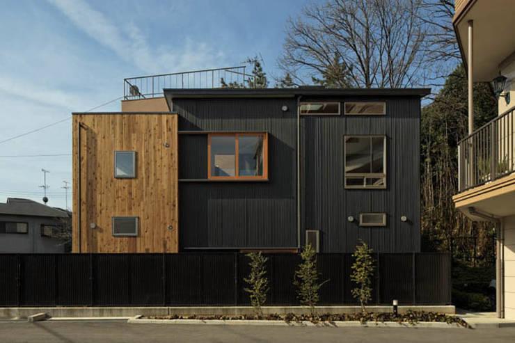 千里丘の家 / House at Senrioka: アトリエ N-size / Atelier N-size Architects Officeが手掛けた家です。,オリジナル