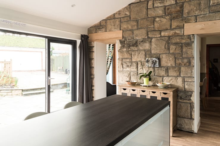Gallowhill Extension:   by Claire McLuckie Architect