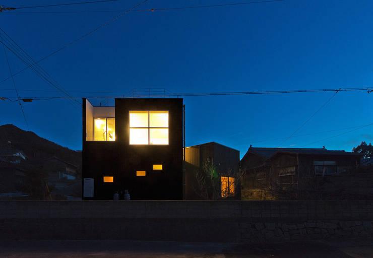 外観: 長井建築設計室が手掛けた家です。
