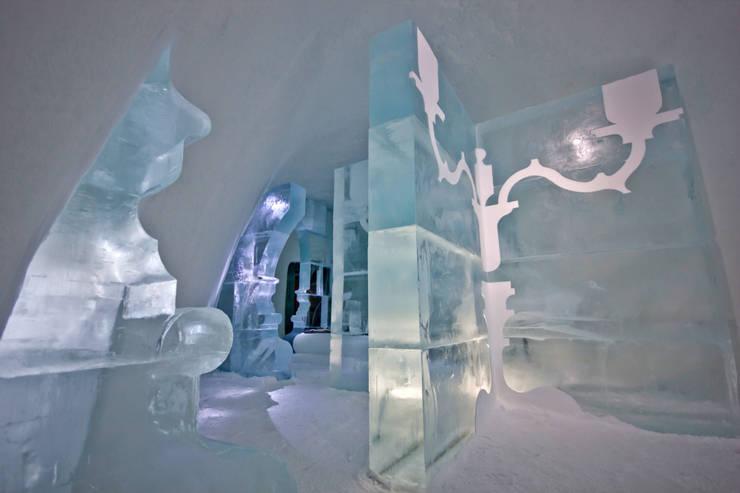 Suite de Luxe: Hôtels de style  par ateliers kumQuat