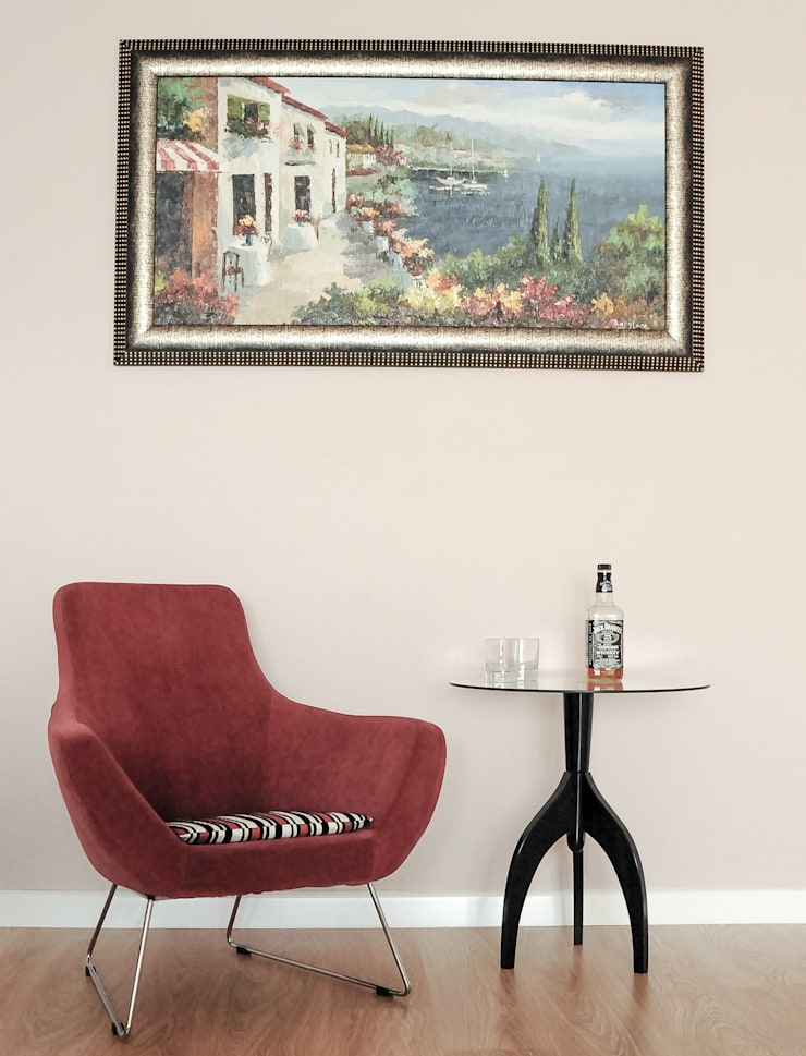 5A Desıgn – BOSPHORUS CITY, RESIDENCE:  tarz Oturma Odası