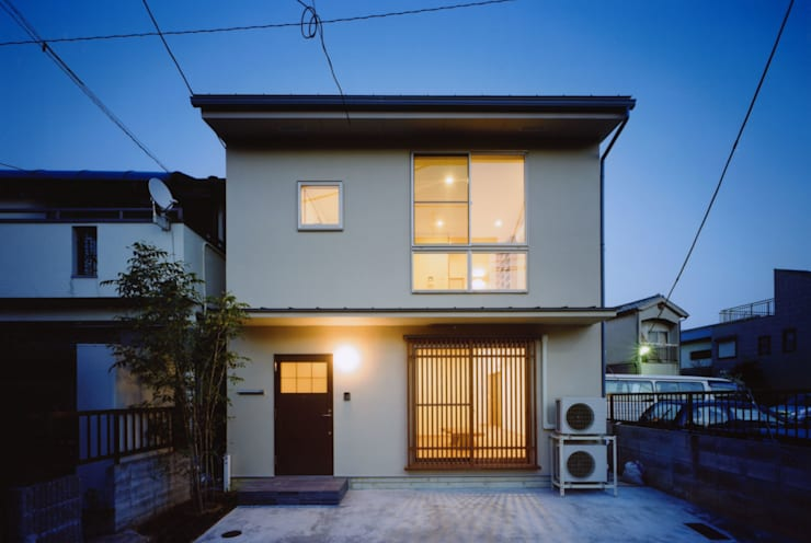 外観: MOW Architect & Associatesが手掛けた家です。