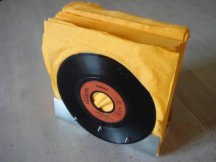 Porte-serviettes musical modèle 006: Salle à manger de style  par Agnès Recup'Art