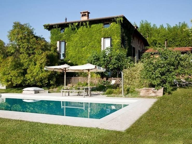 Garden by Studio Maggiore Architettura, Eclectic