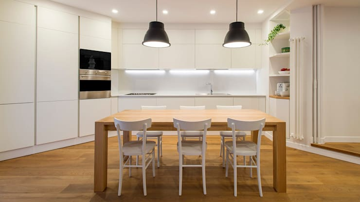industrial Kitchen by Archifacturing