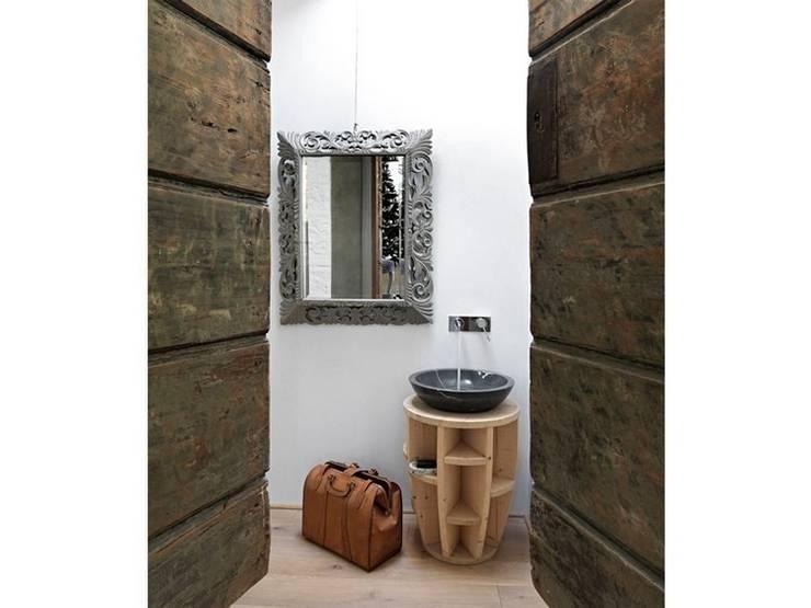 Maison bamboo: Spa in stile  di Studio Maggiore Architettura