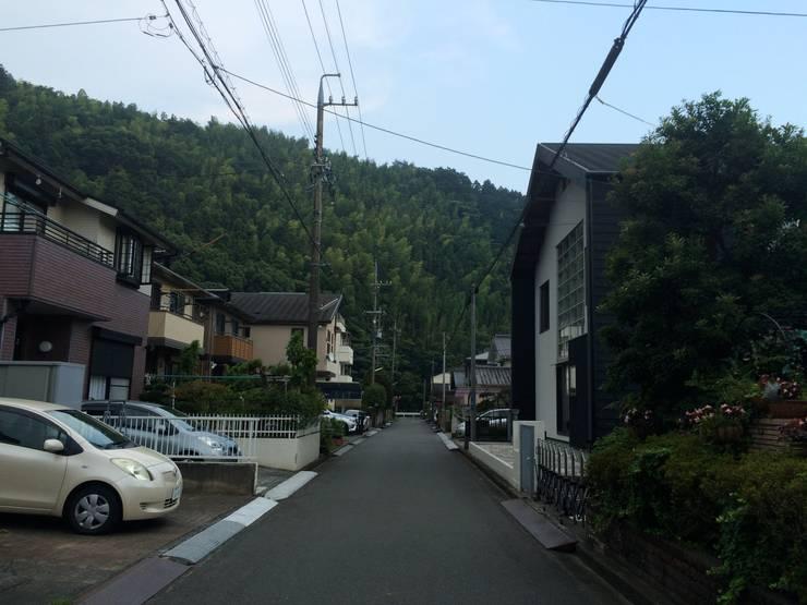 羽鳥の家 House in Hatori : 一級建築士事務所 本間義章建築設計事務所が手掛けた家です。,モダン