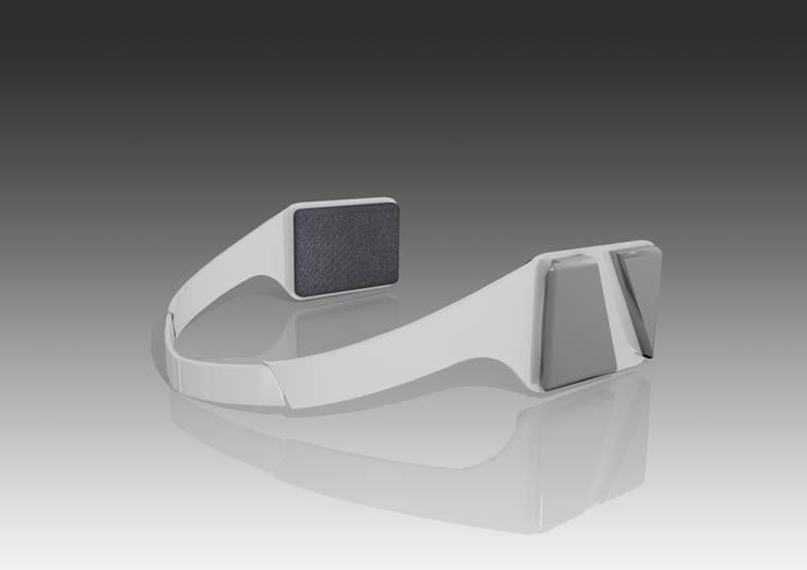 Perspectives 3D: Salle de sport de style de style eclectique par Loik jacqueline