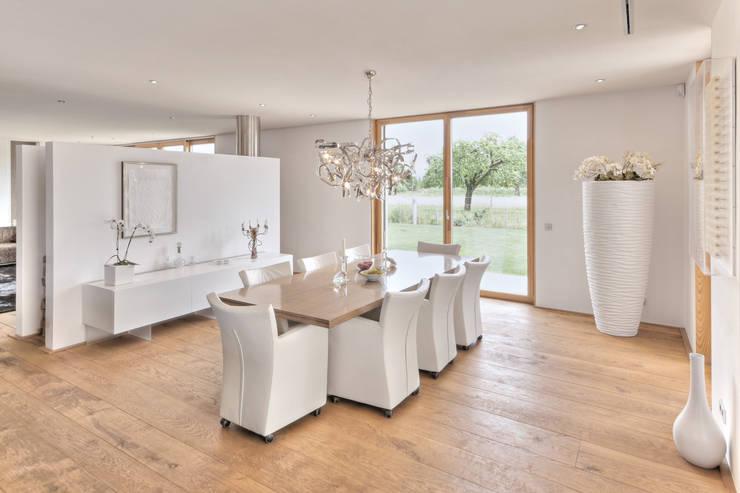 Salas de jantar  por Grossmann Architekten