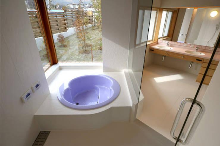 地平線の家: 片倉隆幸建築研究室が手掛けたスパです。