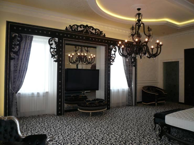 Дизайн интерьера квартиры: Спальни в . Автор – Antica Style
