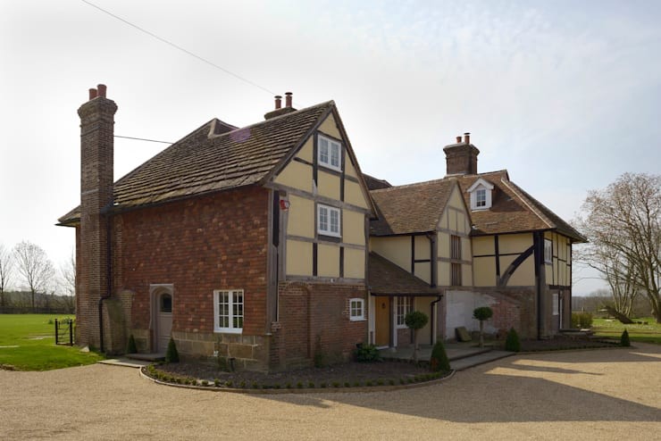Rumah oleh Hartley Quinn WIlson Limited, Country