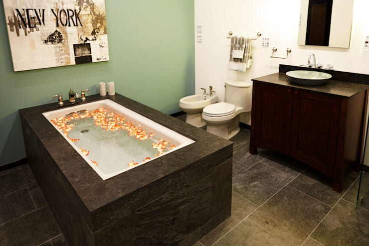 Banheiro  por Gama Elite