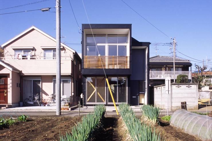 telescope: 岡村泰之建築設計事務所が手掛けた家です。