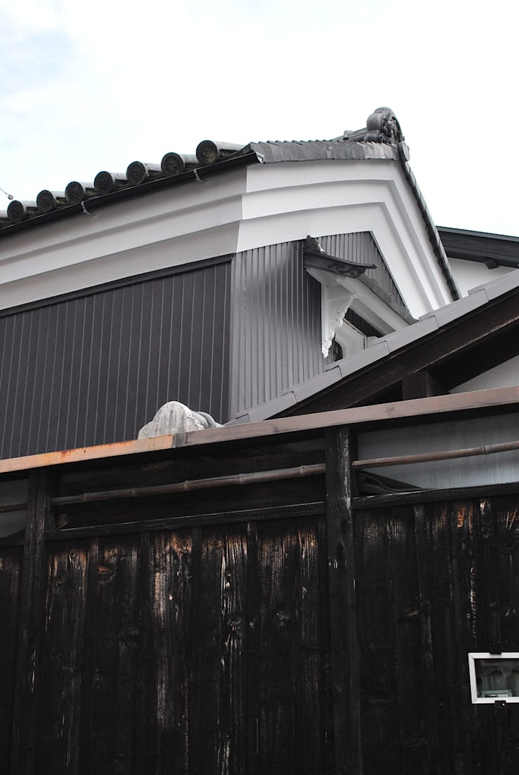 長等の蔵Renovation: 西川真悟建築設計が手掛けた家です。