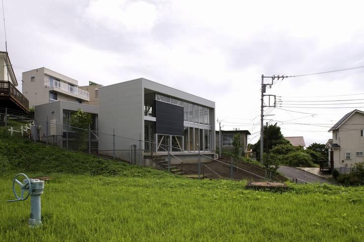 archi-scape: 岡村泰之建築設計事務所が手掛けた家です。