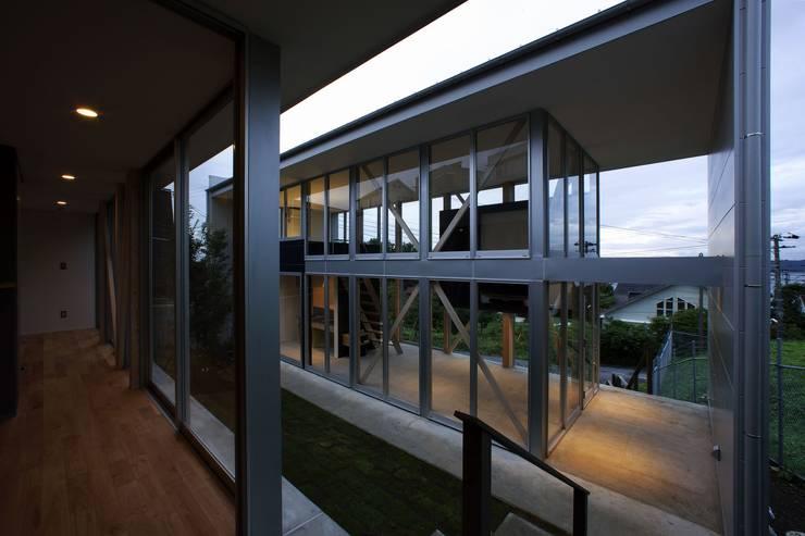 archi-scape: 岡村泰之建築設計事務所が手掛けた庭です。