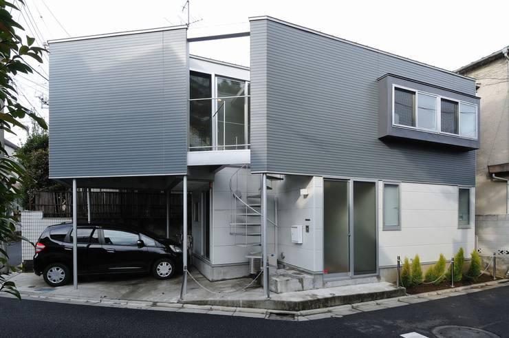 en: 岡村泰之建築設計事務所が手掛けた家です。