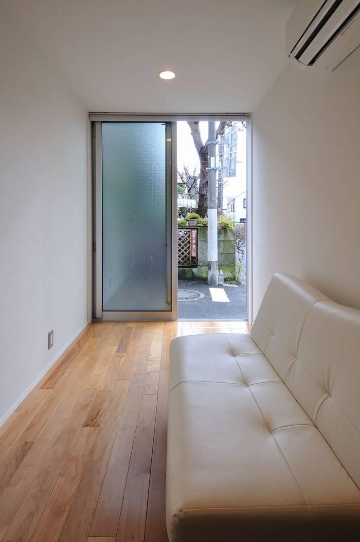 en: 岡村泰之建築設計事務所が手掛けた和室です。
