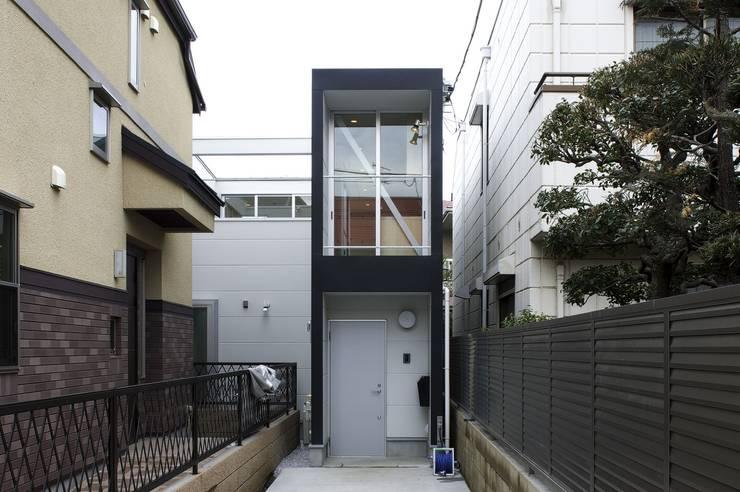 房子 by 岡村泰之建築設計事務所