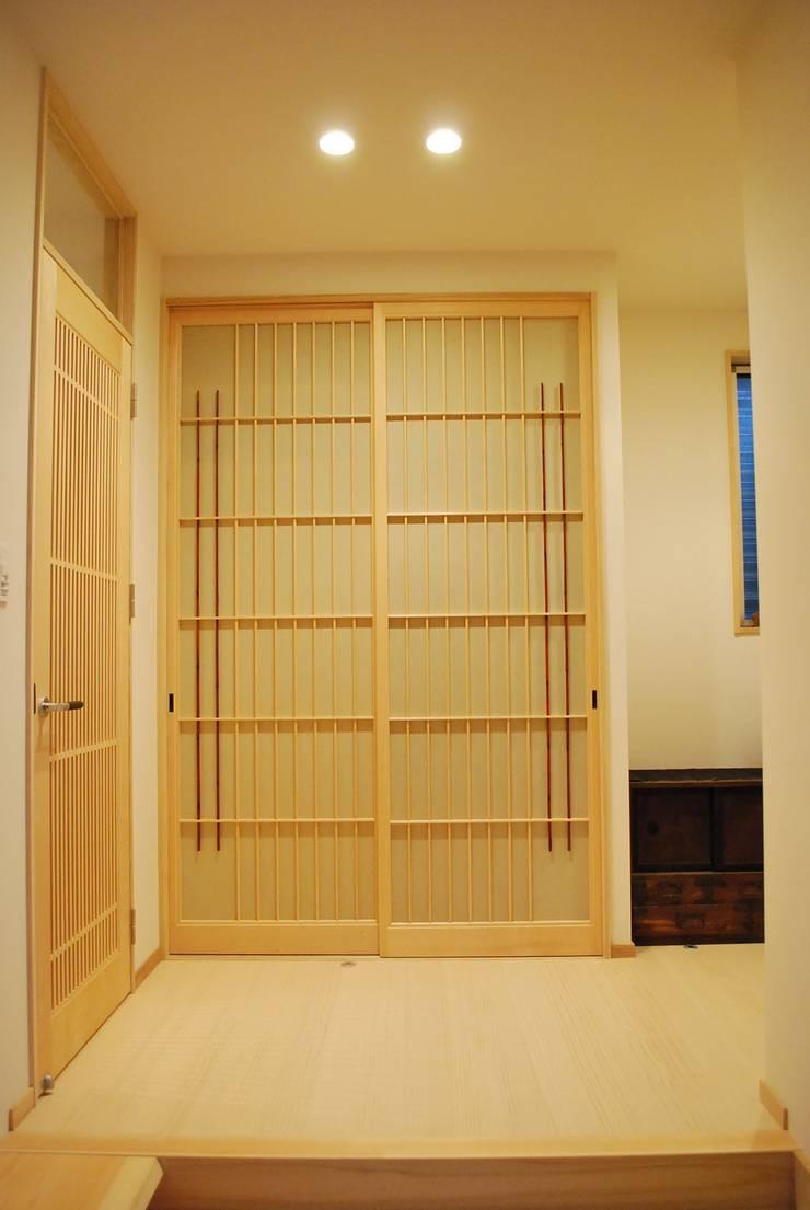 長等の家 : 西川真悟建築設計が手掛けた和室です。