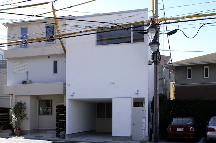 good-shelf: 岡村泰之建築設計事務所が手掛けた家です。