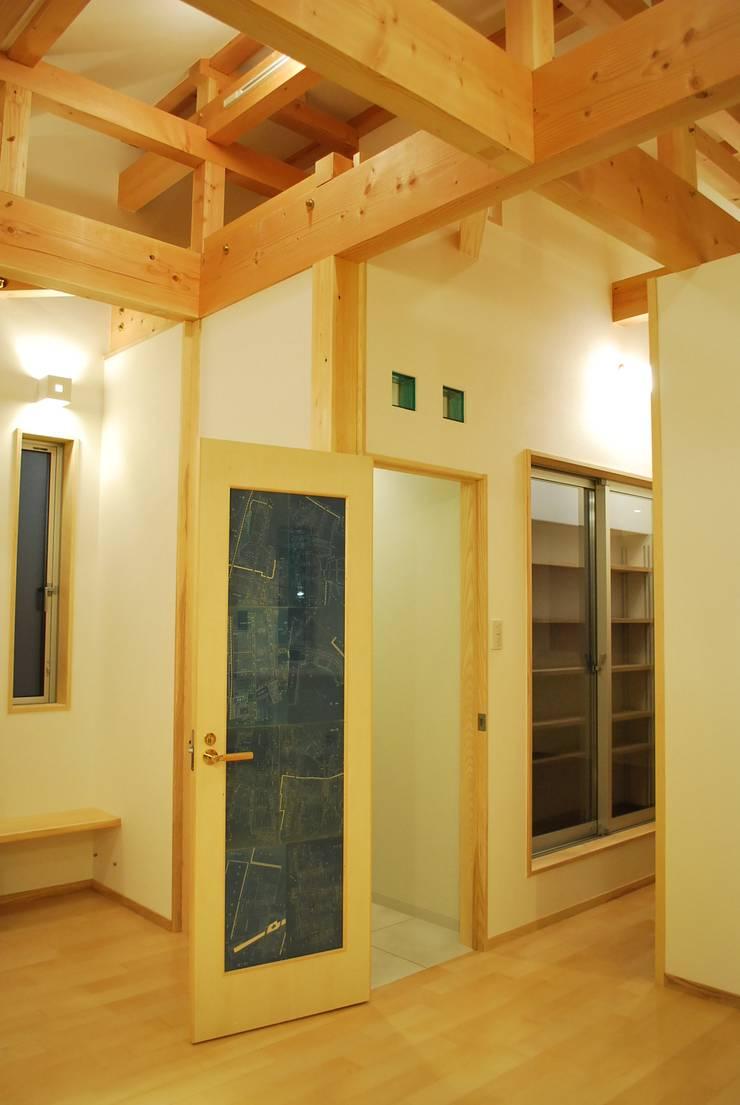 長等の家 : 西川真悟建築設計が手掛けた窓です。