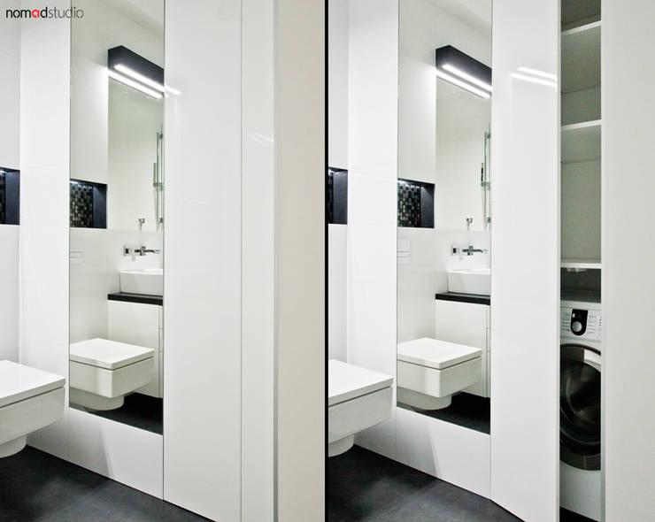 Ванные комнаты в . Автор – nomad studio