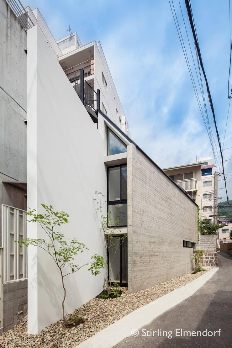 外観1: fujihara architectsが手掛けた家です。,