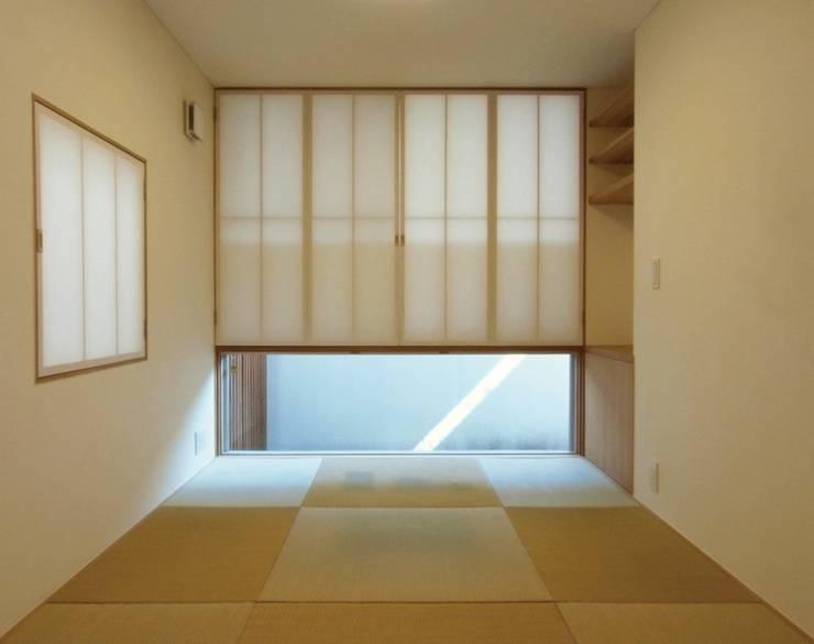 和室 オリジナルデザインの 多目的室 の 株式会社エキップ オリジナル