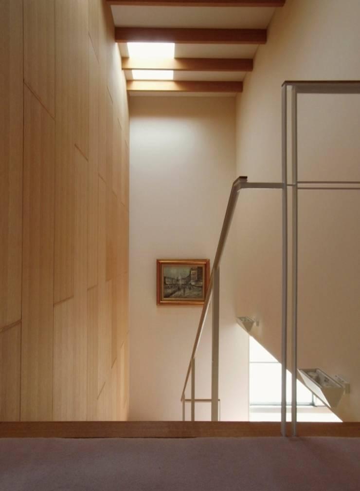 階段室 オリジナルスタイルの 玄関&廊下&階段 の 株式会社エキップ オリジナル