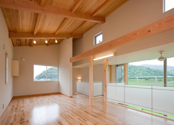 つながった空間に暮らす家: エヌスペースデザイン室が手掛けた子供部屋です。