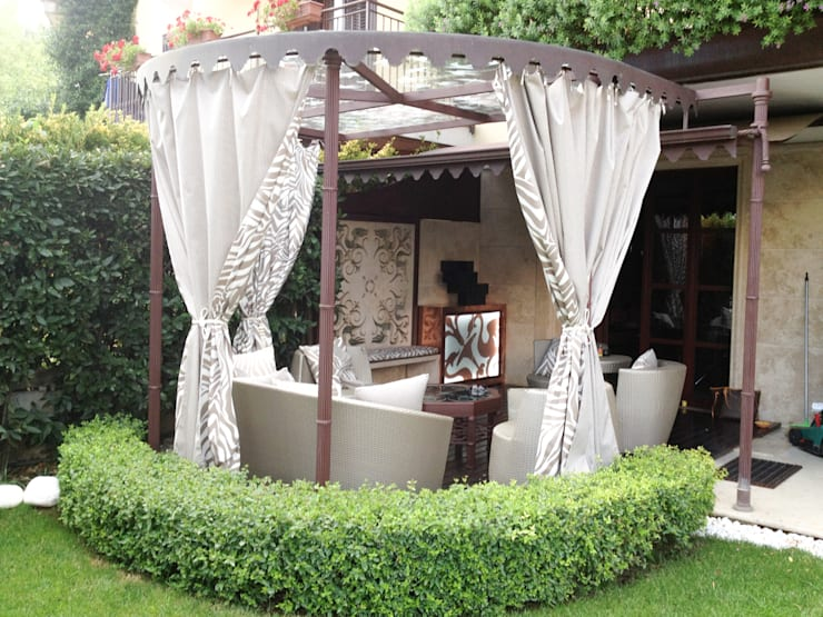 Garden  by CATERINA CAMEROTA ARCHITETTO
