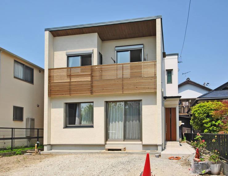 音楽室のある家: エヌスペースデザイン室が手掛けた家です。