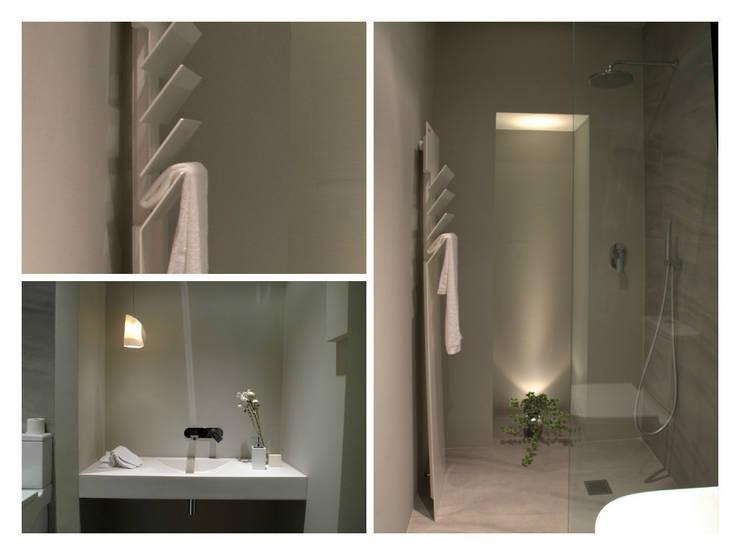 baño espacio contemporanea interiorismo : Baños de estilo  de contemporánea