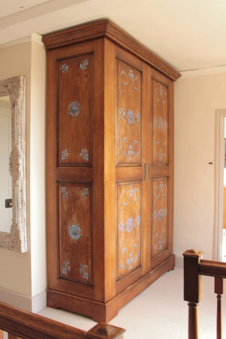 Bespoke Armoire:  Bedroom by Future Antiques