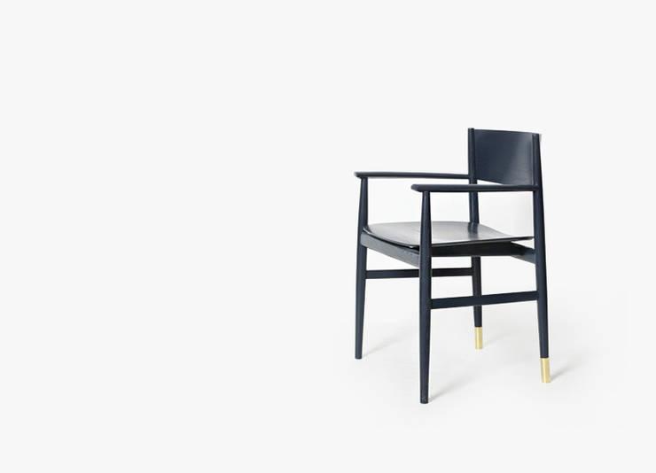 S & H Chair: TANT DESIGN_땅뜨디자인의  서재/사무실