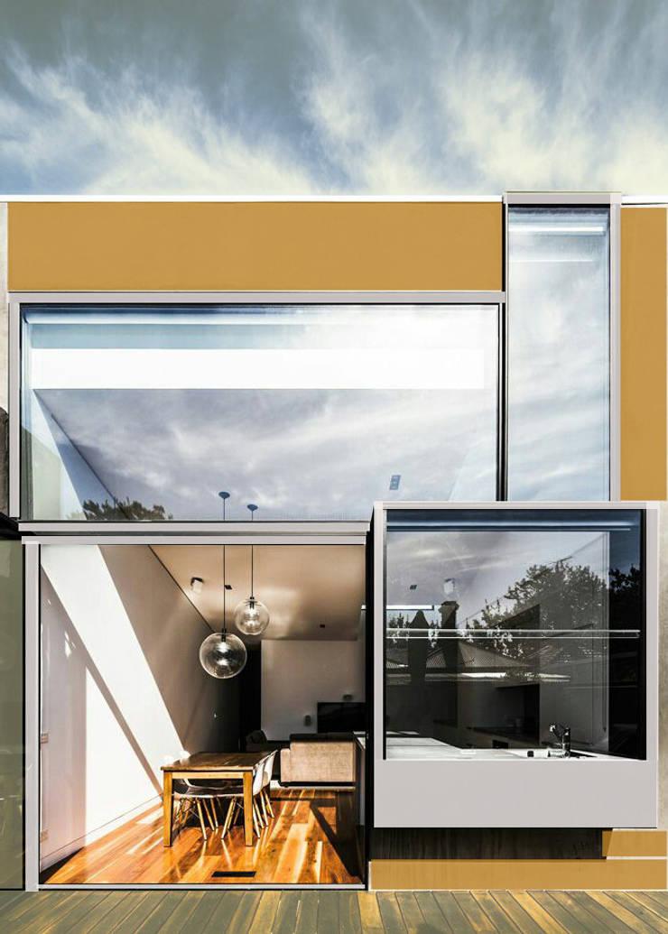 Windows by Studio d'arte e architettura Ana D'Apuzzo, Minimalist