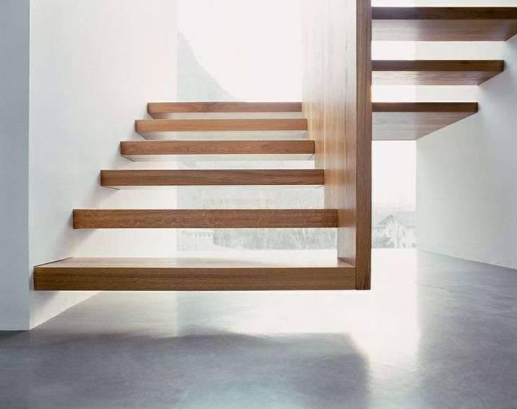 Corridor & hallway by Studio d'arte e architettura Ana D'Apuzzo, Minimalist