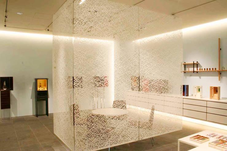 Study/office by Studio d'arte e architettura Ana D'Apuzzo, Minimalist