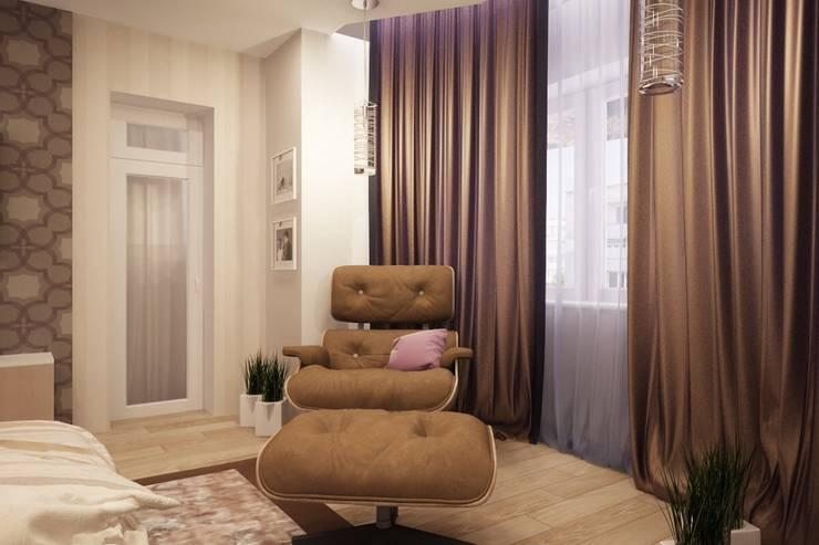 Простота и функциональность современного жилья:  в . Автор – Ksana Shkinch Architect
