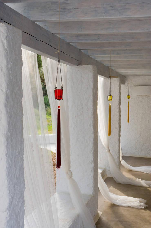Casa Punta Rasa: Terrazas de estilo  de Deu i Deu