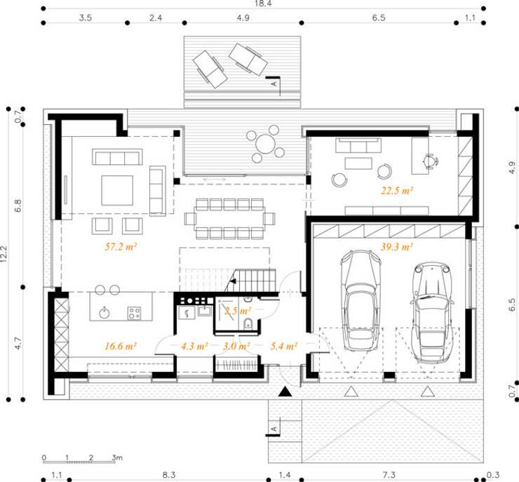 Dom modny: styl , w kategorii  zaprojektowany przez doomo