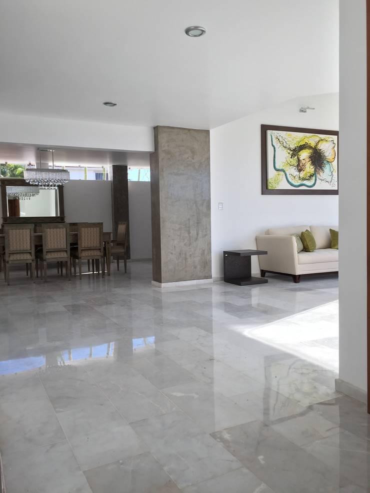 sala: Salas de estilo  por Arki3d
