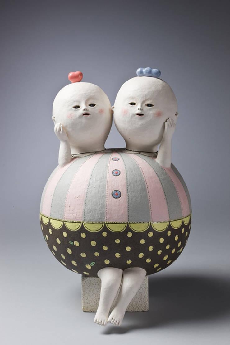 Soul mate: Sungmi HA의 아시아틱 ,한옥