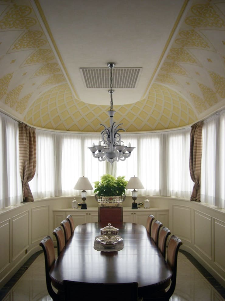 Sala da pranzo: Sala da pranzo in stile  di Studio di Architettura Parodo