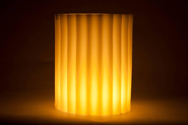 Tay Mum – Ondüle Fener  / Lantern :  tarz İç Dekorasyon