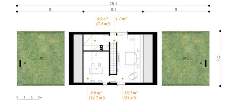 Dom Brda'12: styl , w kategorii  zaprojektowany przez doomo,Nowoczesny