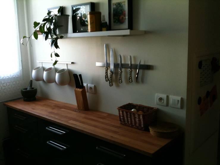 Cocinas de estilo  por Sylvie Leblanc